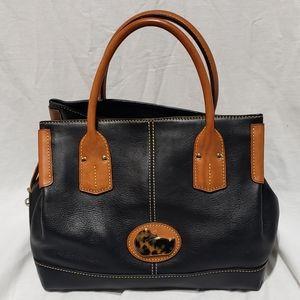 Dooney and Burke All Weather Leather Handbag